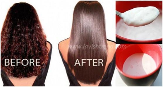 Comment avoir des cheveux longs et lisses naturellement