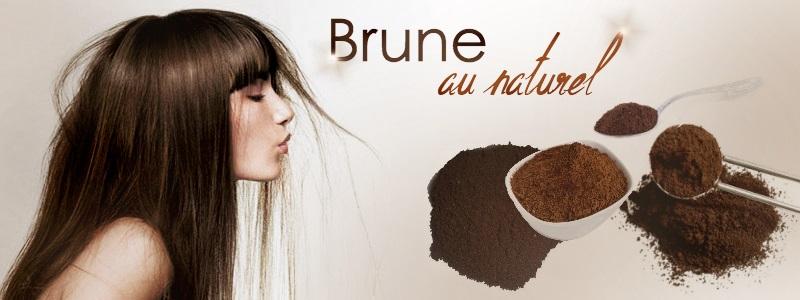 Teindre les cheveux au cafe