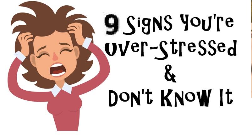 signes de stresses