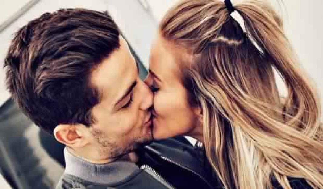 comment embrasser ton copain