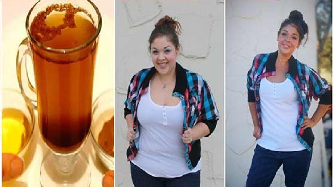 Elle A Perdu 7 Kg En 10 Jours Avec Cette Boisson Faite A La Maison