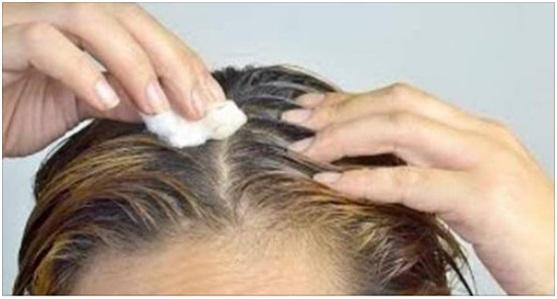 masque cheveux naturel