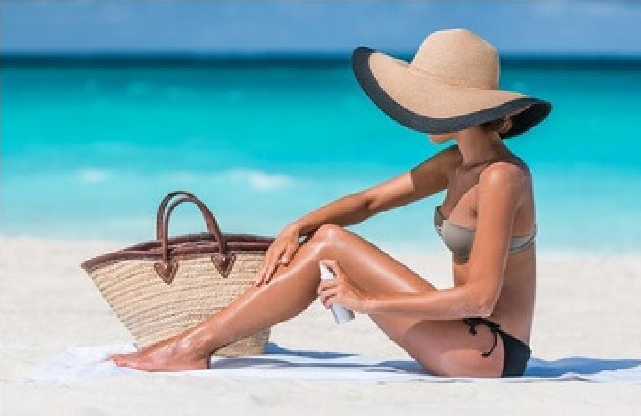 l'été est arrivé alors protégez vite votre peau des dégâts causés par le soleil à l'aide de ces remèdes naturels!