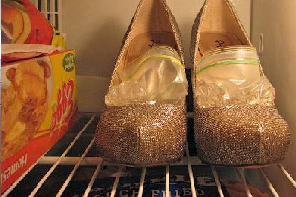 voici comment étendre vos chaussures serrées, tout ce que vous devez savoir c'est ce truc de Genius.