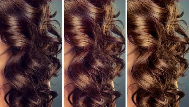 Colorer ses cheveux naturellement en marron